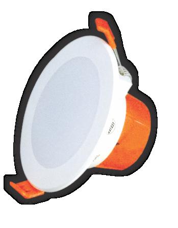 LED Downlight Orange