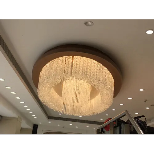 False Ceiling with Decorative Lights