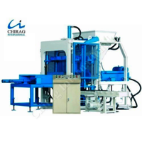 Multi Function Brick Making Machine