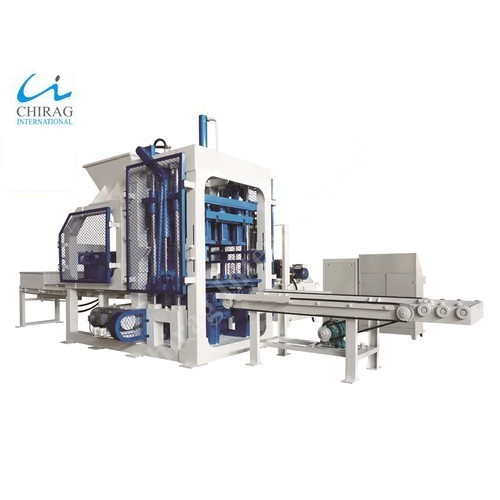 Multi Material Cement Brick Making Machine