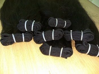 100% Wholesale virgin human hair extension