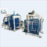 Multi Material Hydraulic Brick Making Machine
