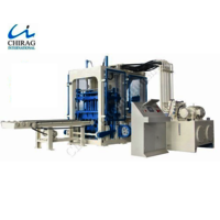 Multi Function Hydraulic Brick Making Machine