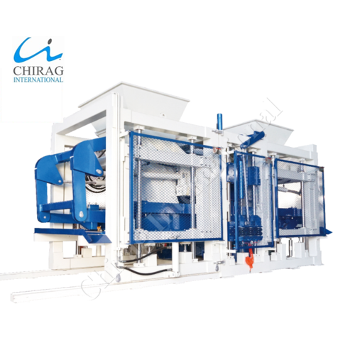 Fully Automatic Hollow Block Making Machine