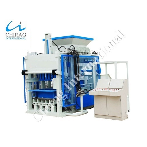 Multi Material Hollow Brick Machine