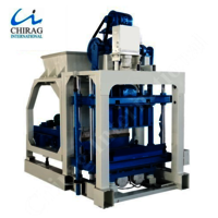 Multi Function Hollow Brick Making Machine