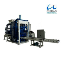 Semi function Hollow Block Making Machine