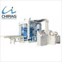 Multi Material Hydraulic Paver Block Making Machine