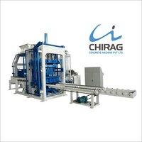 Semi Automatic Hydraulic Paver Block Making Machine