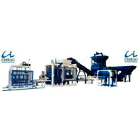 Multi Material Hydraulic Concrete Block Making Machine