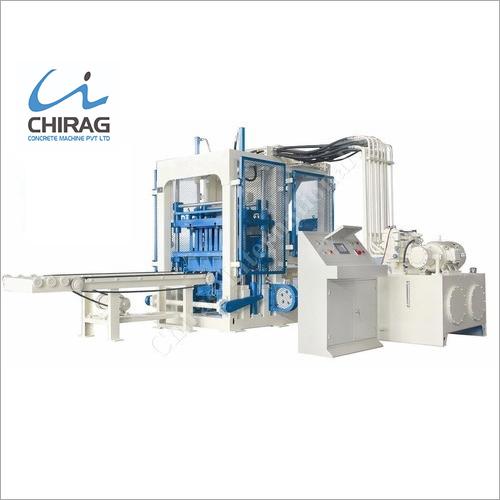 Multi Function Hydraulic Concrete Block Making Machine