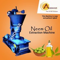 Neem Oil Making Machine