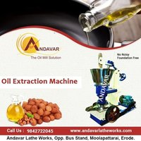 Cold Press Oil Machinery