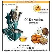 Andavar Oil Mill Machine