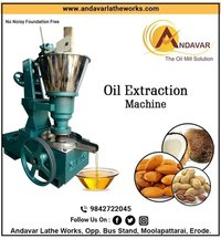 Cold Press Copra Extraction Machine