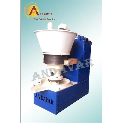 Cold Press Mustard Oil Extraction Machine