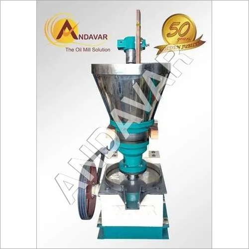 Cold Press Linseed Oil Extraction Machine