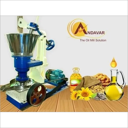 Cold Press  Illupan Oil Extraction Machine