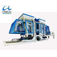 Multi Material Hydraulic Block Machine