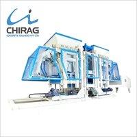 Multi Material Hydraulic Block Machine