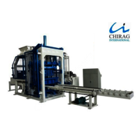 Multi Function Hydraulic Block Machine