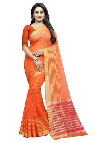 Designer naylon net saree
