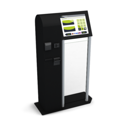 Student Information Touch Screen Education Kiosk