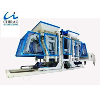 Multi Material Interlocking Block Making Machine