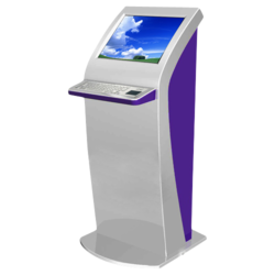 Interactive Touch Education Kiosk