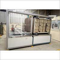 Aluminum Castings Helium Leak Tester