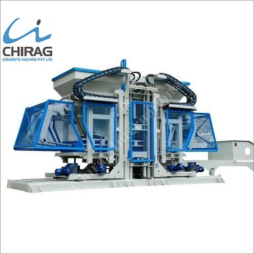 Multi Function High Pressure Paver Block Machine