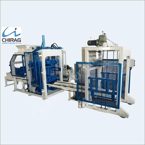 Semi Automatic High pressure Paver Block Machine