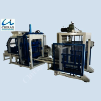 Semi Automatic High pressure Paver Block Machine