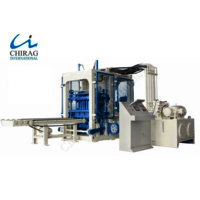 Multi Material Vibration Block Making Machine