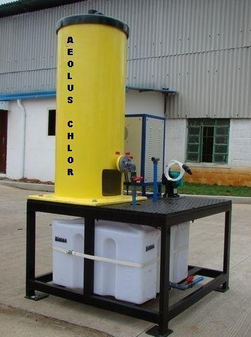 Electro Chlorinator for Disinfection