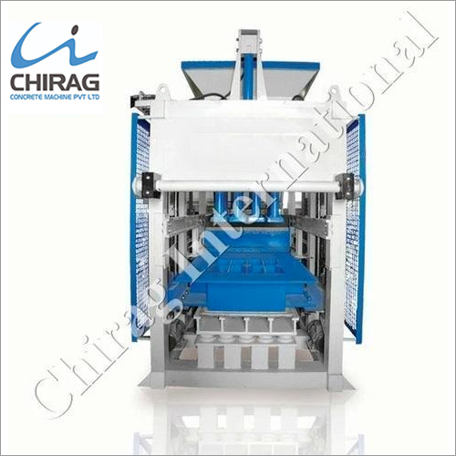 Multi Function Vibration Block Making Machine