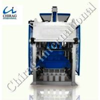 Multi Function Vibration Block Making Machine