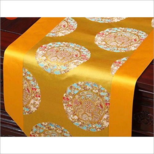 Silk Table Runner