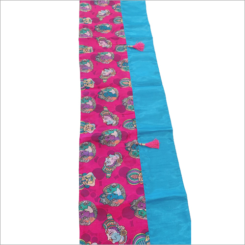 6 Seater Silk Table Runner