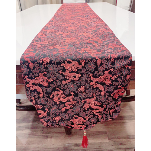 12 Seater Silk Table Runner