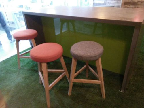 High Cafe Chairs