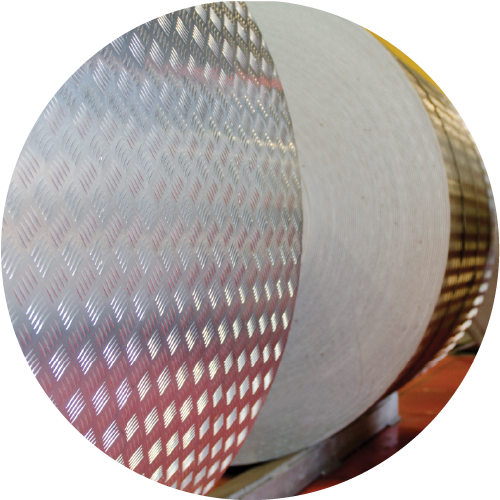 Aluminium Tread Sheet