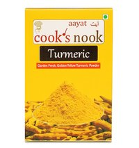 Golden Yellow Turmeric Powder
