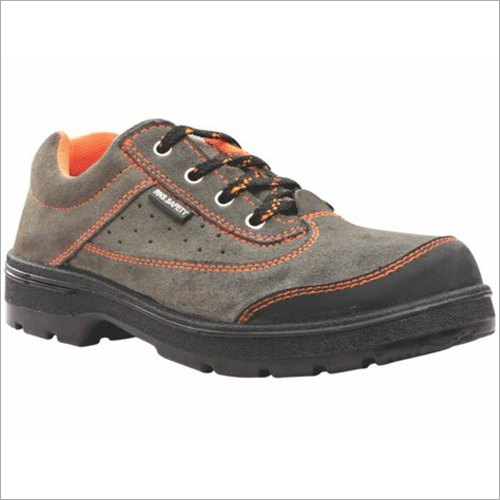 Suede Sports Safety Shoes