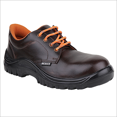 Executive Leather Safety Shoes