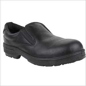 Without Lace Steel Toe Safety Shoes