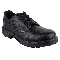 Black Industrial Safety Shoes