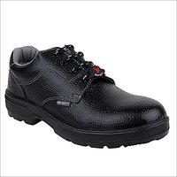 Industrial Black Safety Shoes