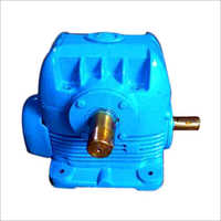 Horizontal Single Worm Gearbox
