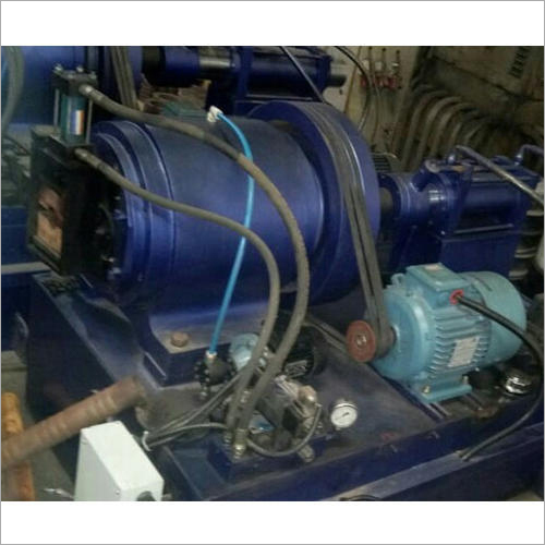 pipe embossing machine
